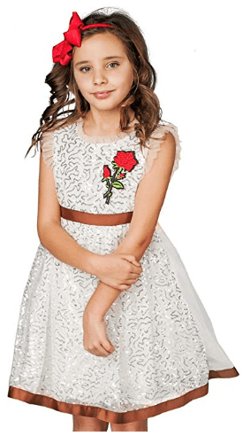 Amazon : Little Girl Flower Dress Just $8.99 W/Code (Reg : $17.98) (As of 12/11/2018 7.56 PM CST)